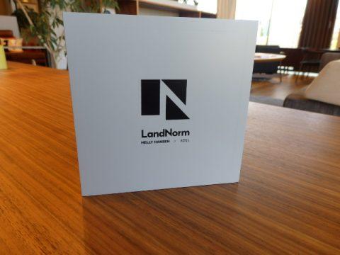 【LandNorm】デビューしました!!